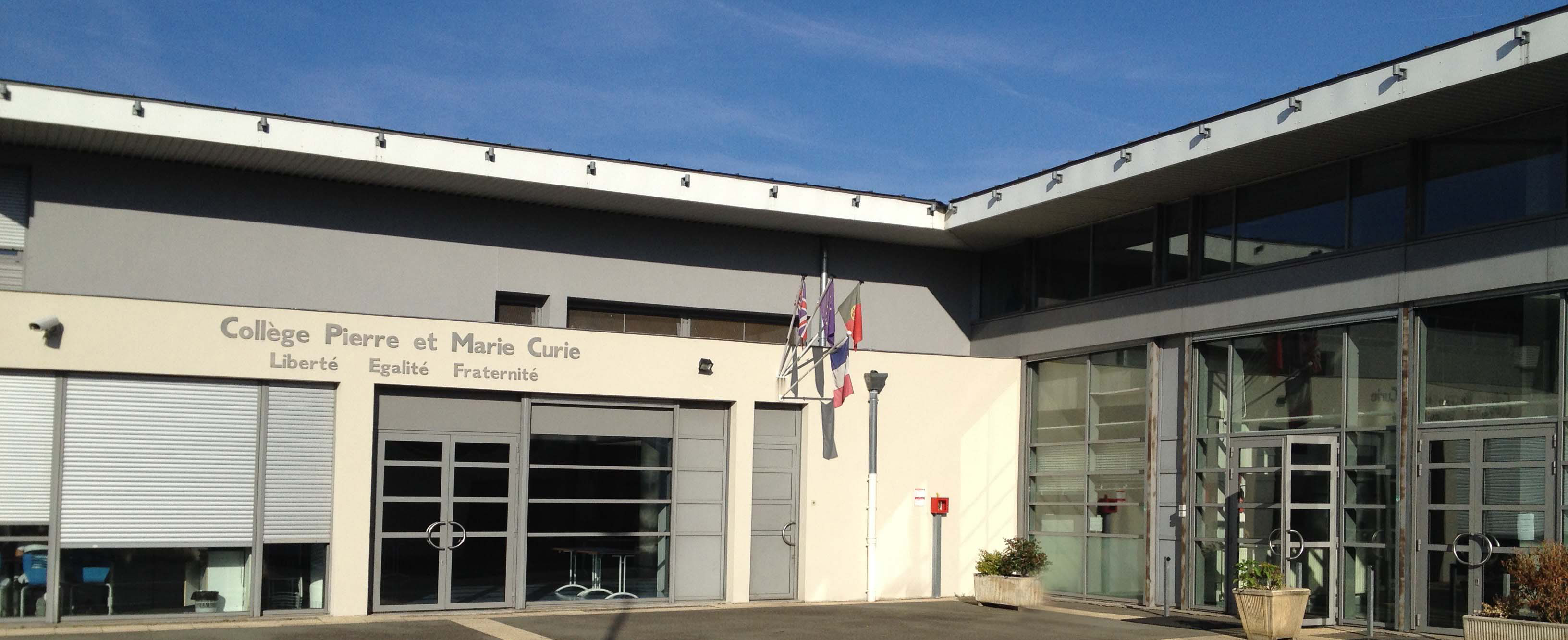 Le Collège Pierre et Marie Curie – Blog d\'infos du collège PMC du Pecq